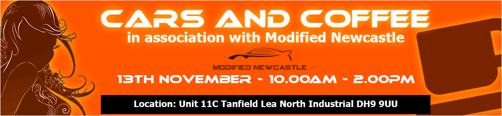 Cars and Coffee in association with Modified Newcastle