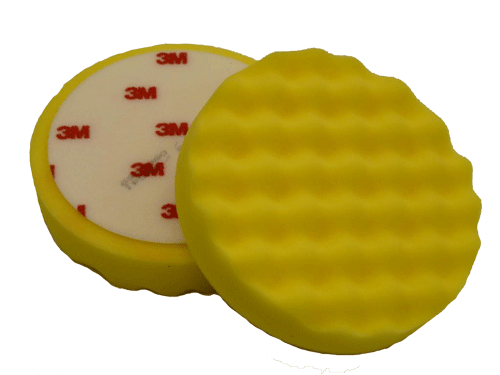 3M Perfect-it III Polishing Pad Yellow 150mm  (50488)