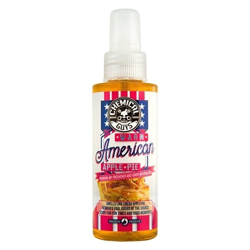 Chemical Guys Warm Apple Pie Air Freshener 4oz