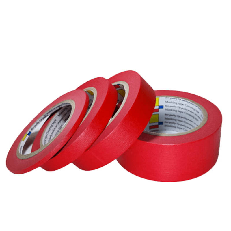 CarPro Red Low Tack Masking Tape 24mm