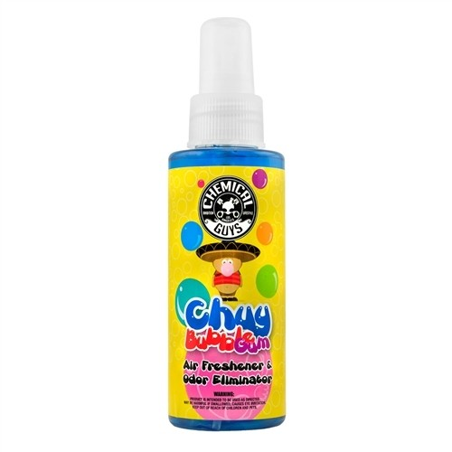 Chemical Guys Chuy Bubble Gum Scent Air Freshener 4oz
