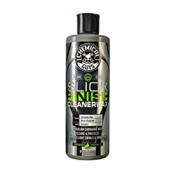 Chemical Guys Slick Finish Cleaner Wax 16oz