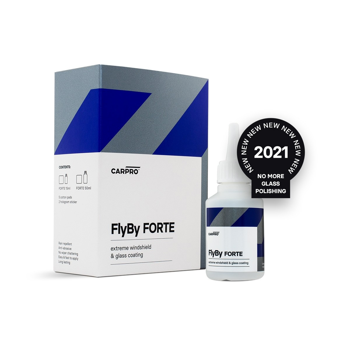 CarPro Flyby Forte : Extreme Glass Sealant (15ml)