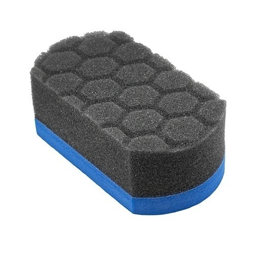 EASY GRIP SOFT HEX-LOGIC APPLICATOR PAD BLUE
