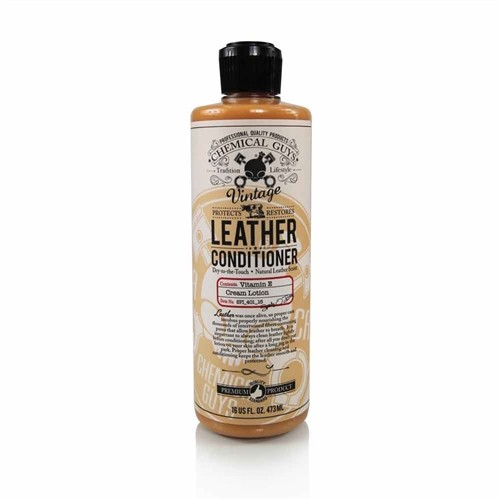 Chemical Guys Vintage Leather Conditioner 16oz