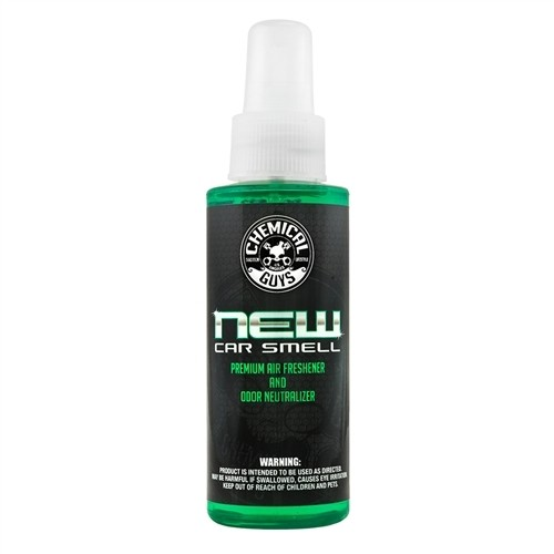 Chemical Guys New Car Smell Scent Air Freshener 4oz