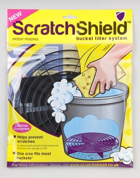Scratch Shield Bucket Insert - Black