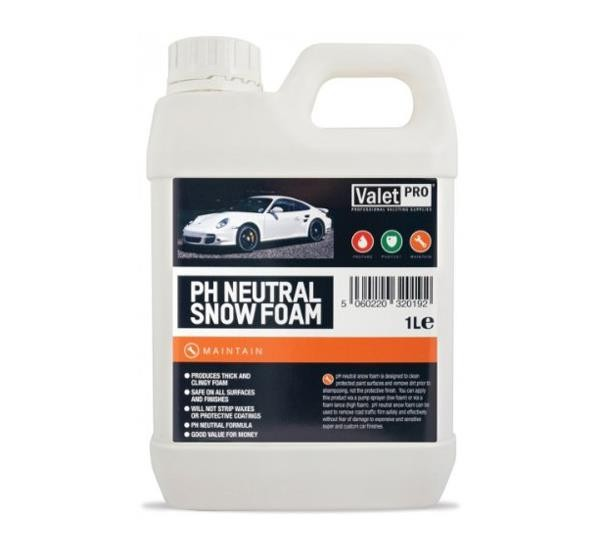 Valet Pro PH Neutral Snow Foam