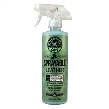 Chemical Guys Sprayable Leather Cleaner/Conditioner 16oz