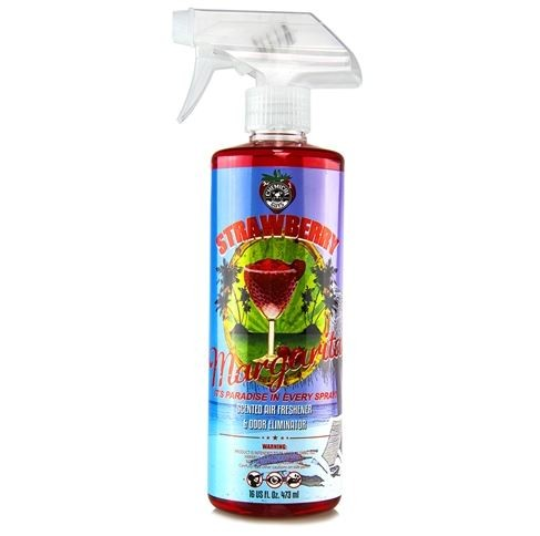 Chemical Guys Strawberry Margarita Air Freshener 16oz