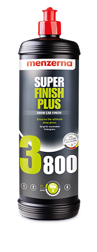 Menzerna Super Finish Plus 3800 1 Litre