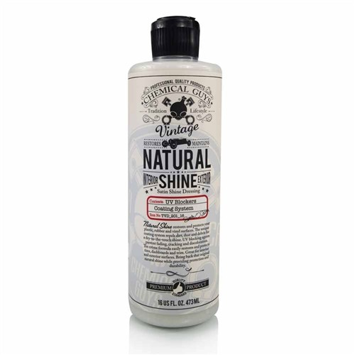 Chemical Guys Natural Look New Shine Dressing 16oz