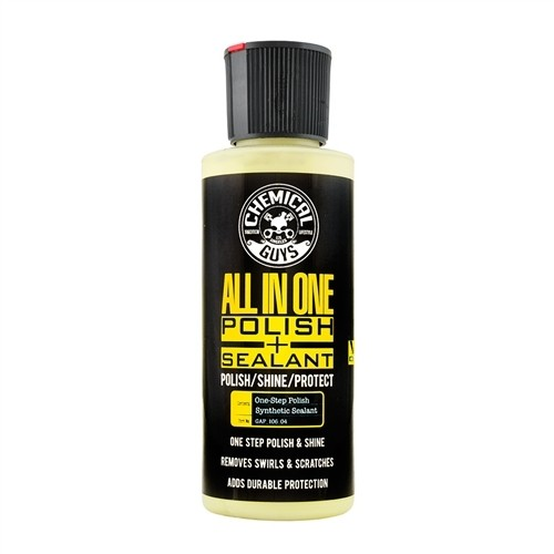 Chemical Guys V4 Extreme All-In-1 Polish, Shine & Sealant 4oz