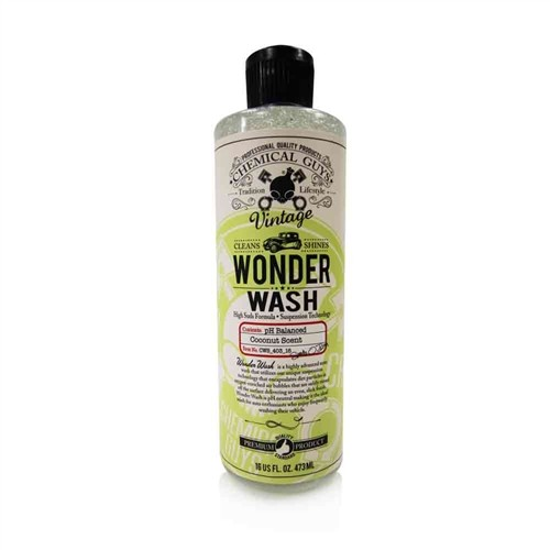 Chemical Guys Vintage Wonder Wash 16oz