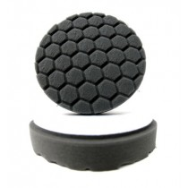 "4.0"" Hex Logic Self-Centered Pad Black"
