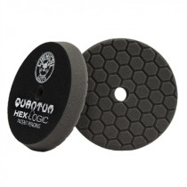 "5.5"" Hex Logic Quantum Finishing Pad Black"