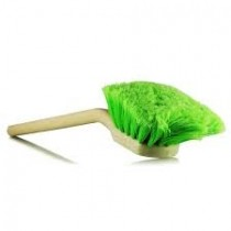 Chemical Guys Green Head Angled Wheel & body Brush