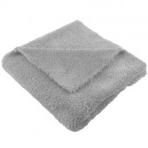 CarPro BOA 500GSM Dark Grey Edgeless Microfibre Towel 16x24 - Anti Static