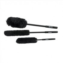 Chemical Guys Extended Reach Wheel Gerbils & Rim Brushes (3 Brushes)