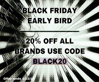Black Friday Early Bird Special Juicy Detailing