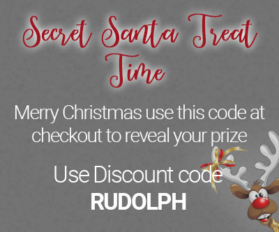 Merry Christmas use the code RUDOLPH at checkout to reveal your prize
